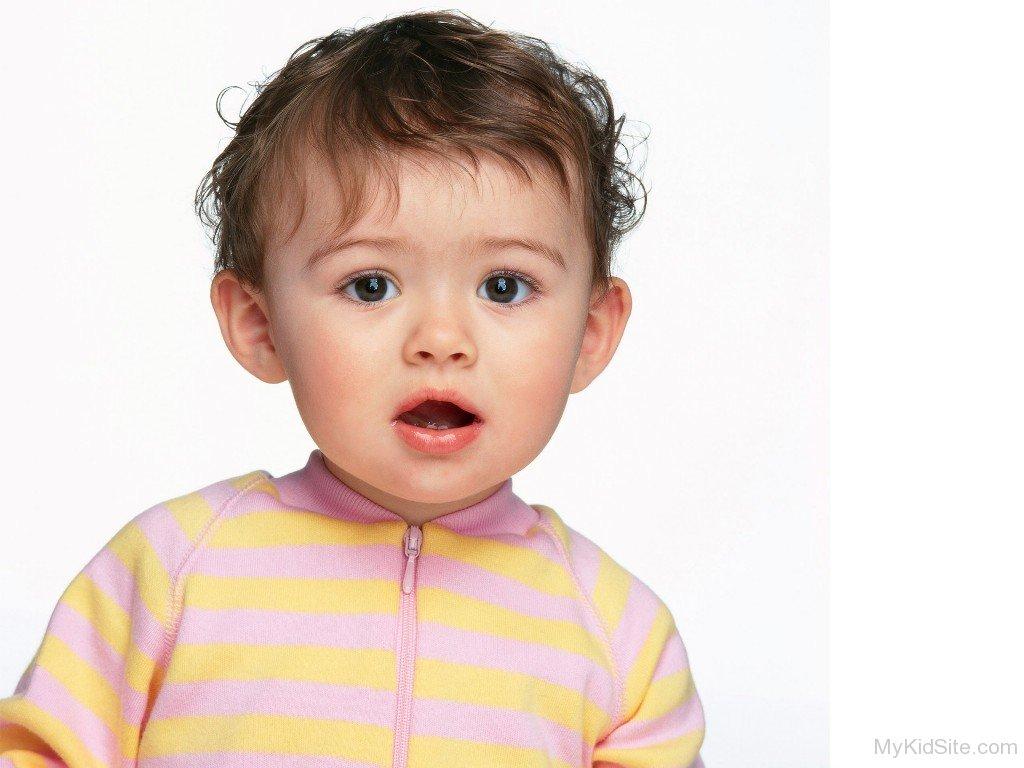Baby Brown Hair